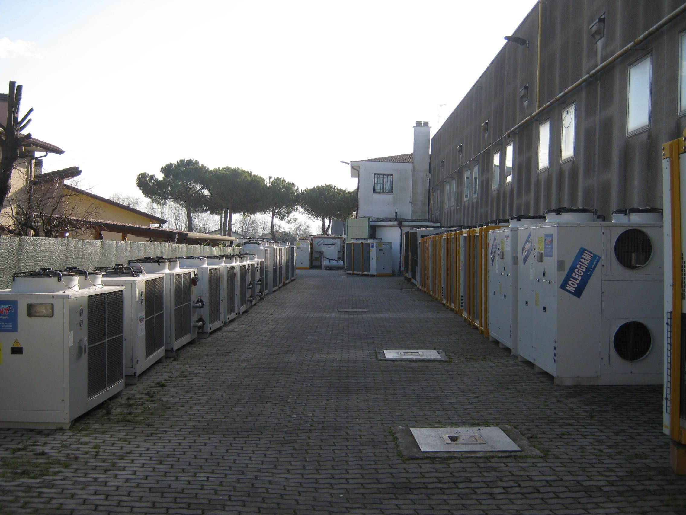 Brenta Rent - Parco Macchine (2)