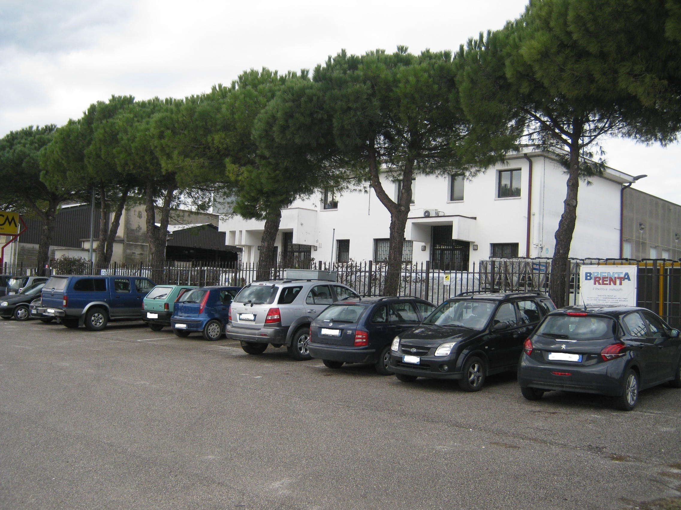 Brenta Rent - Parco Macchine (3)