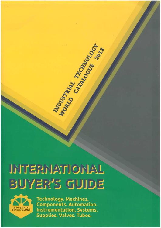 INTERNATIONAL BUYERS'S GUIDE